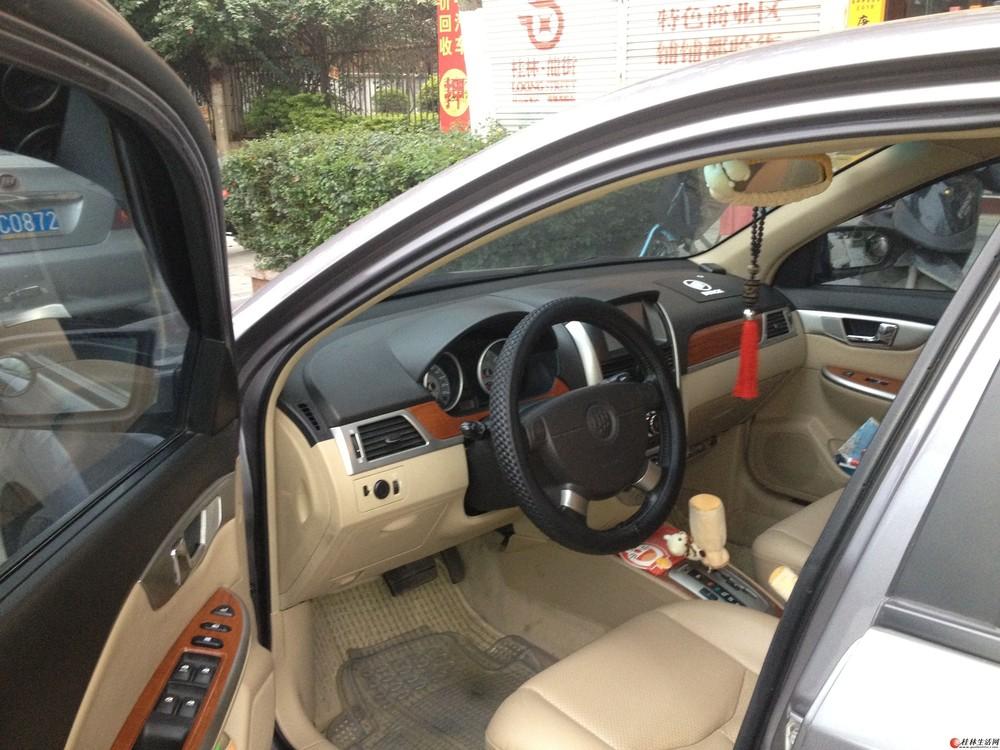 自用私家车转让 别克凯越 2008款 最高配高清图片