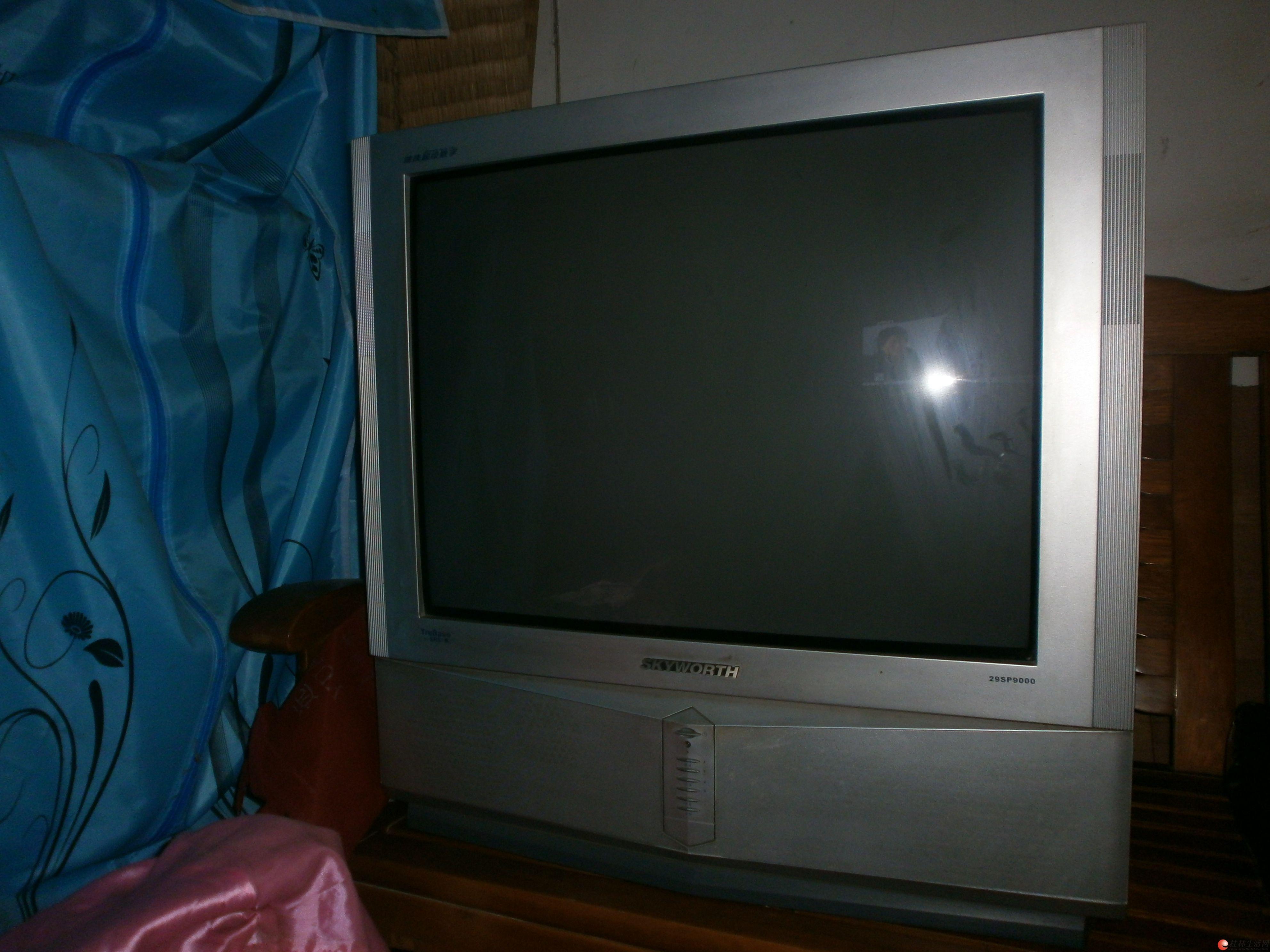 创维牌32寸显像管电视机