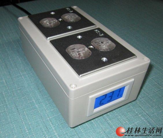 高级音响专用电源净化器 电源滤波器 40a大电流滤波器