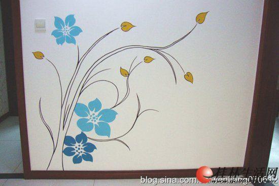 【艺景坊墙体手绘】专业壁画雕塑假山假树家庭手绘