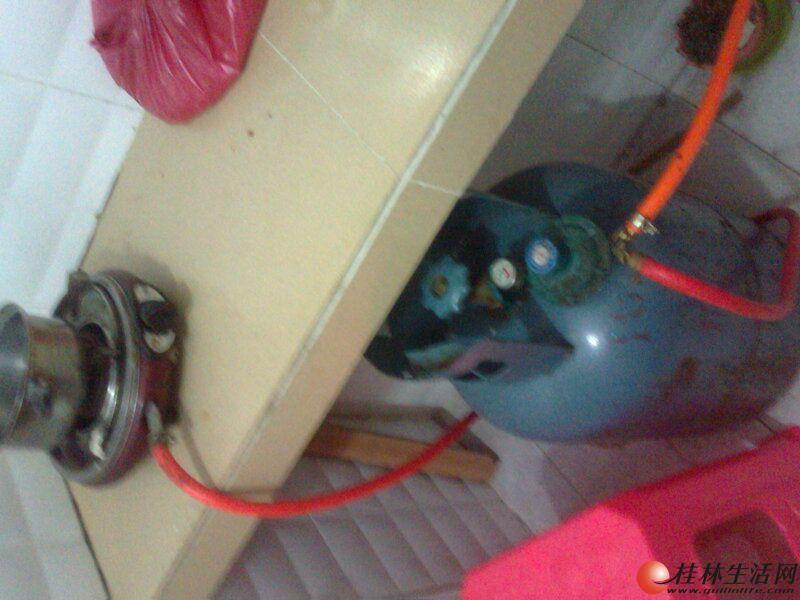 bade家用热水器 加15公斤煤气罐内存大半煤气免费送