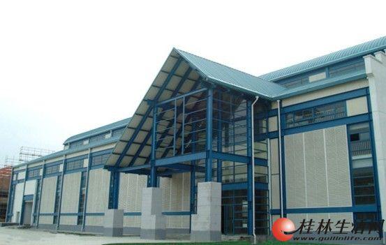 拱形简易钢结构厂房