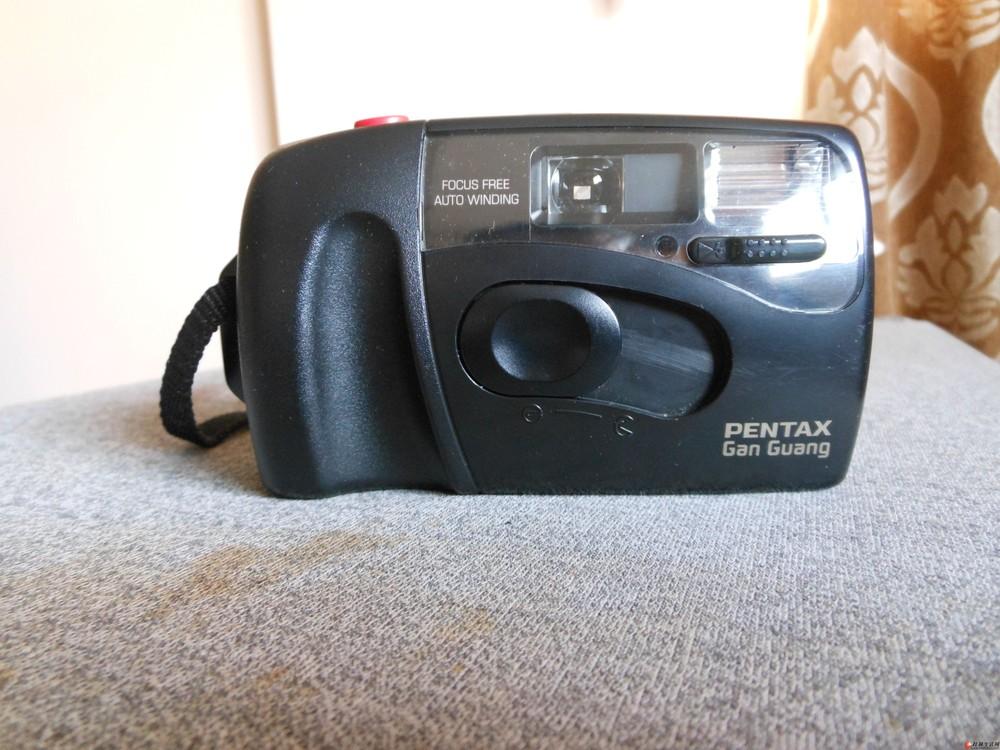 甘光胶卷相机,基本没怎么用的,可作收藏