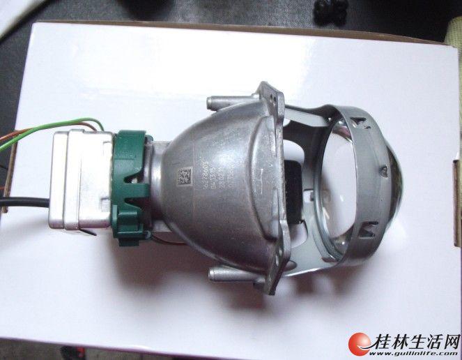 桂林专业汽车灯光升级,汽车灯光改装德国原装海拉双光透镜改装升级