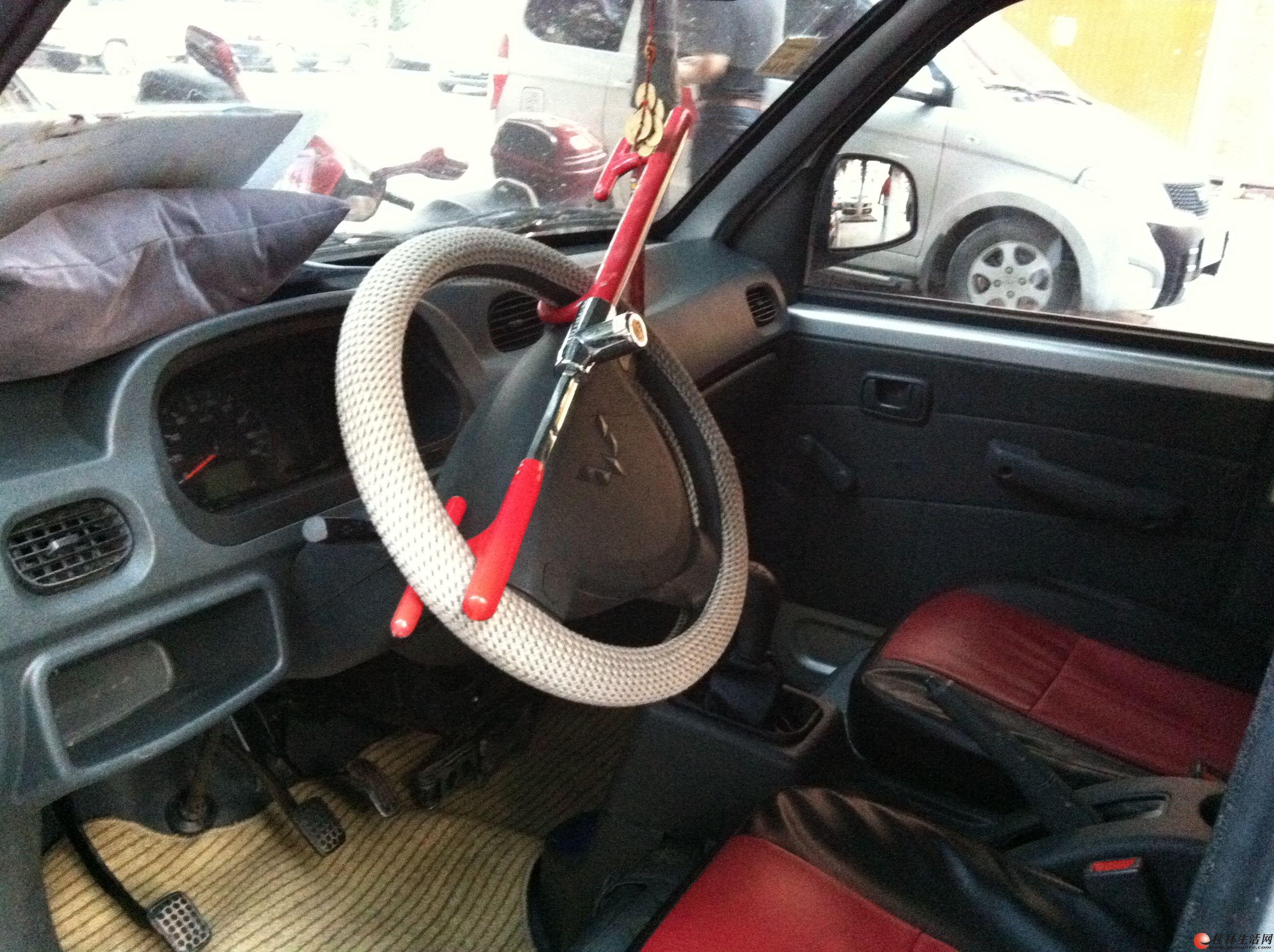 [出售] (原车图片)1年的五菱面包车(新五菱之光6390nf) 手动挡 ,新型n