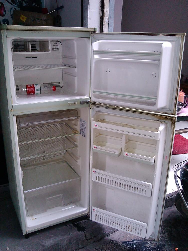 华凌无霜冰箱bcd 268w电路图