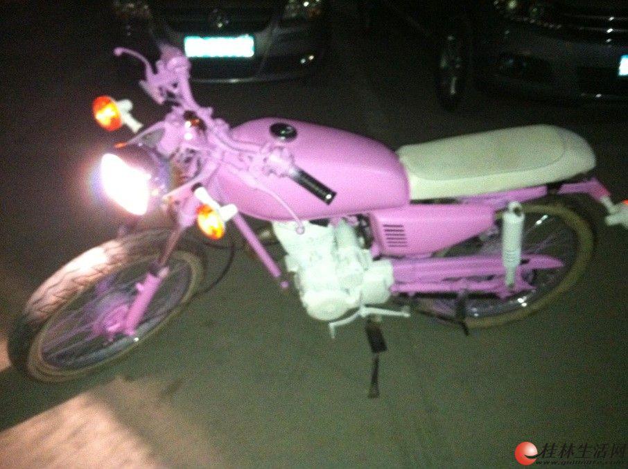复古cg125新本田发动机 (1500) - 桂林摩托车信息 车