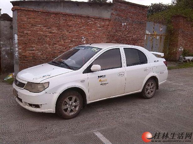 低价出售一汽丰田威志2007款