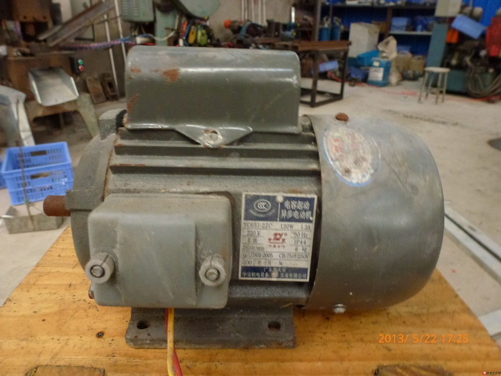 单相水泵接电容接线图