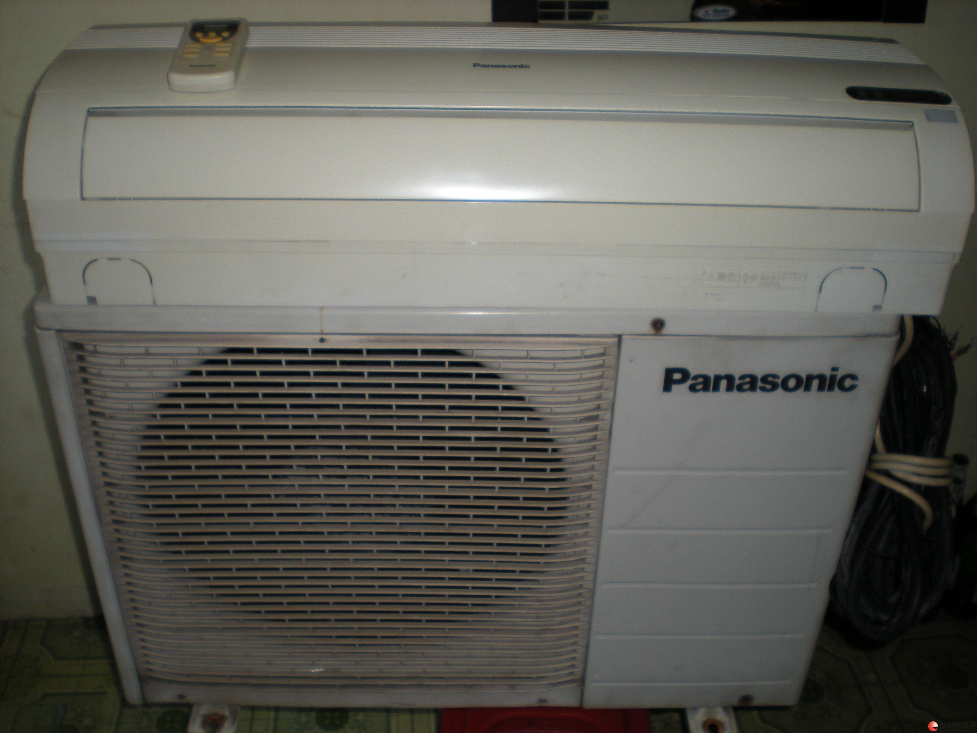 松下大1.5匹(kfr -36g)冷暖壁挂式空调