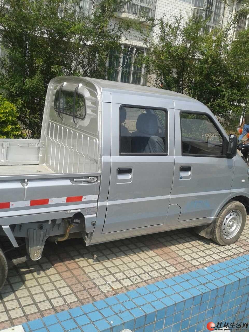 出售全新五菱荣光小卡双排1.5一辆-二手五菱荣光双排货车 二手五菱荣
