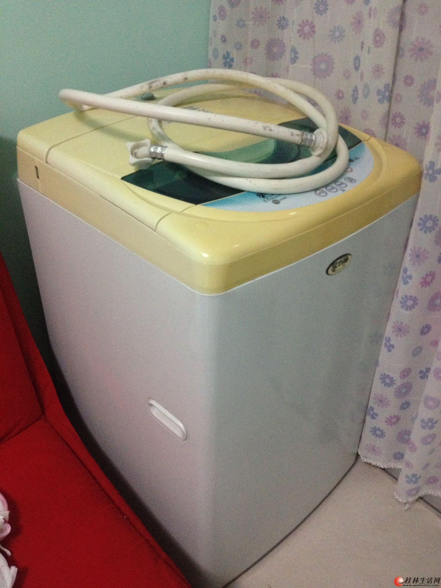 冬天必备:lg双力神 5.5kg全自动洗衣机便宜卖啦!只需600元,欲购从速!
