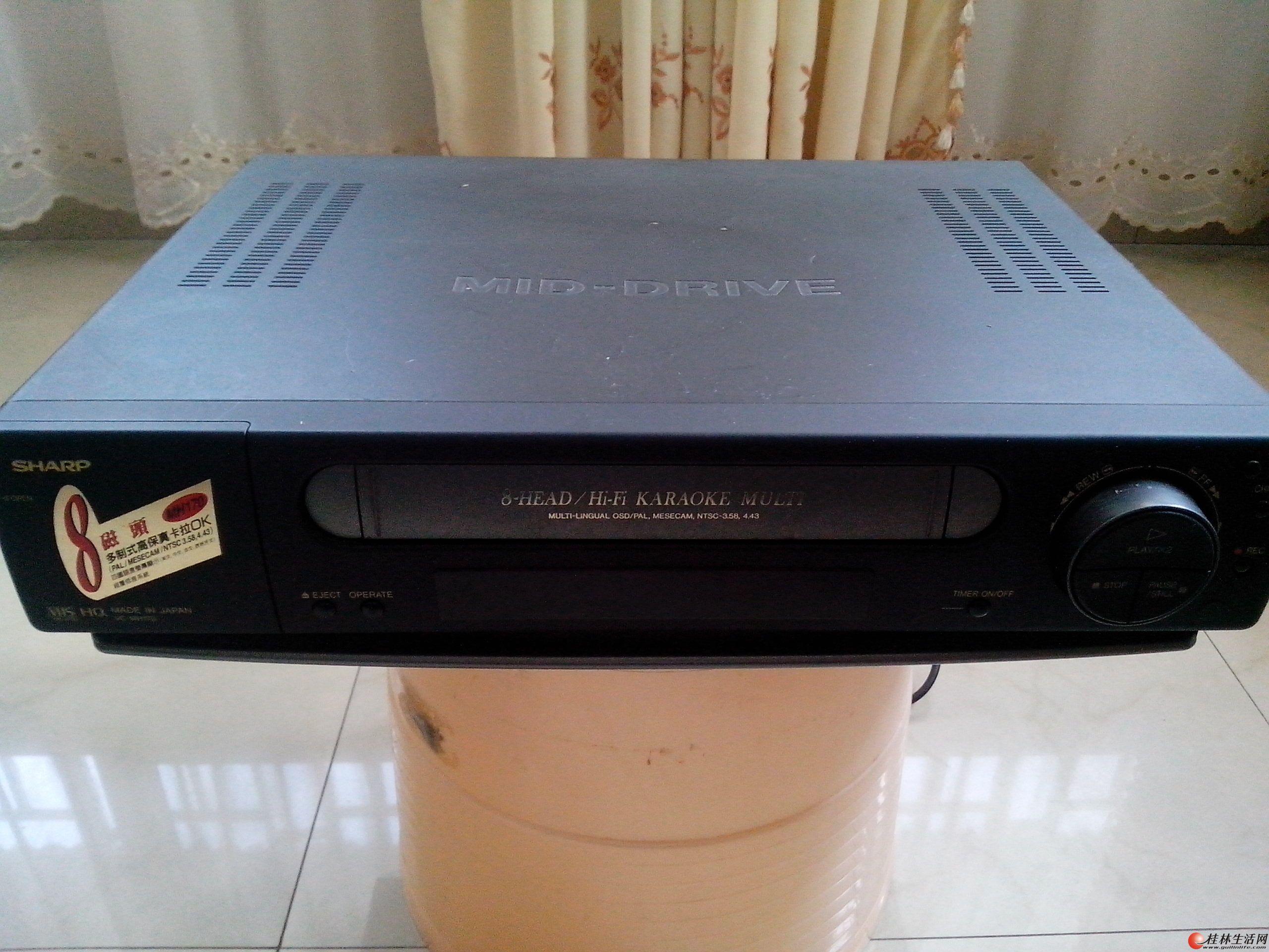首页 家用电器 影音设备 > 详细信息                 声宝牌录像机