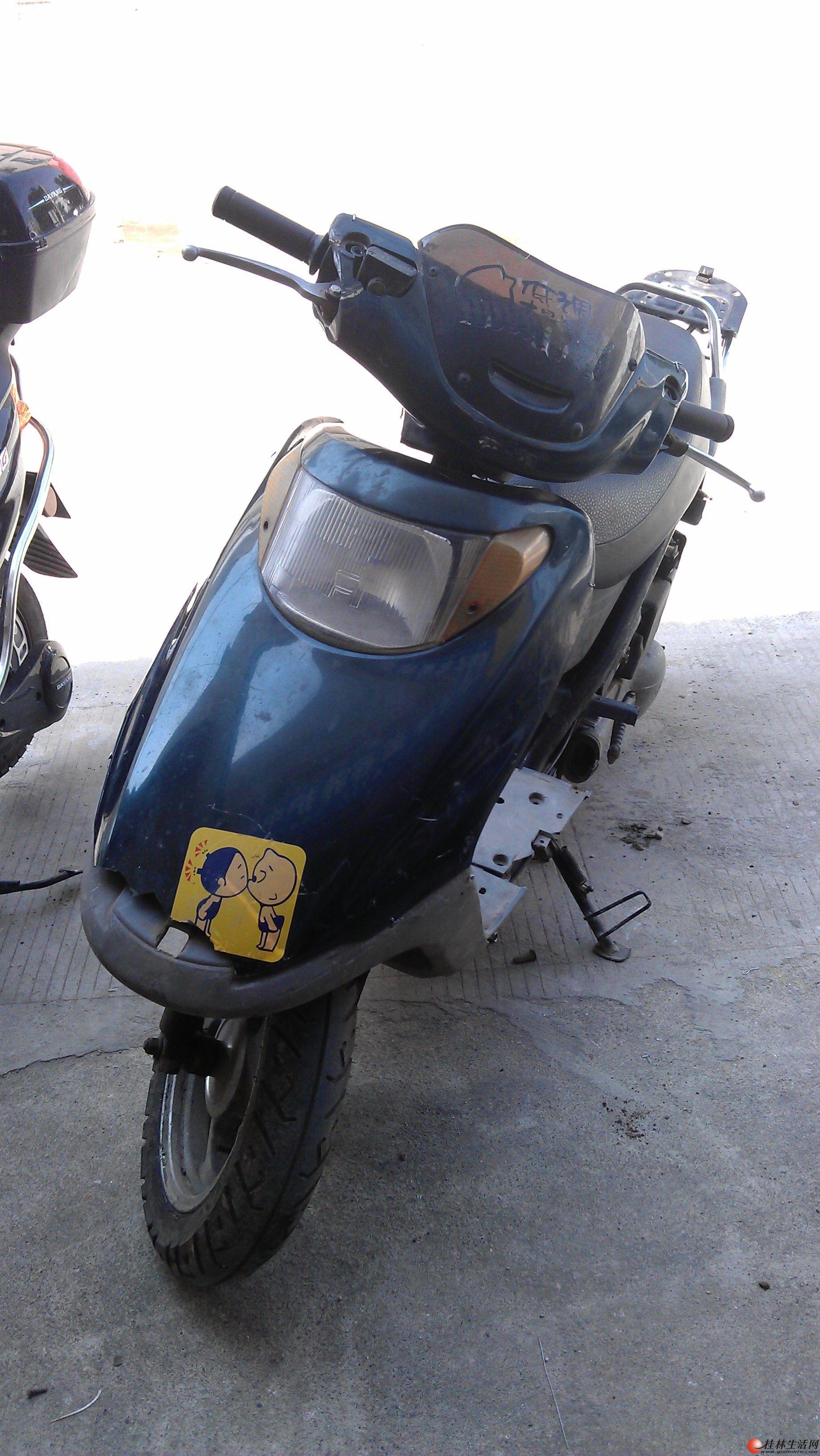[踏板车排气管结构图]>>摩托车怎么改装跑得快>>我的