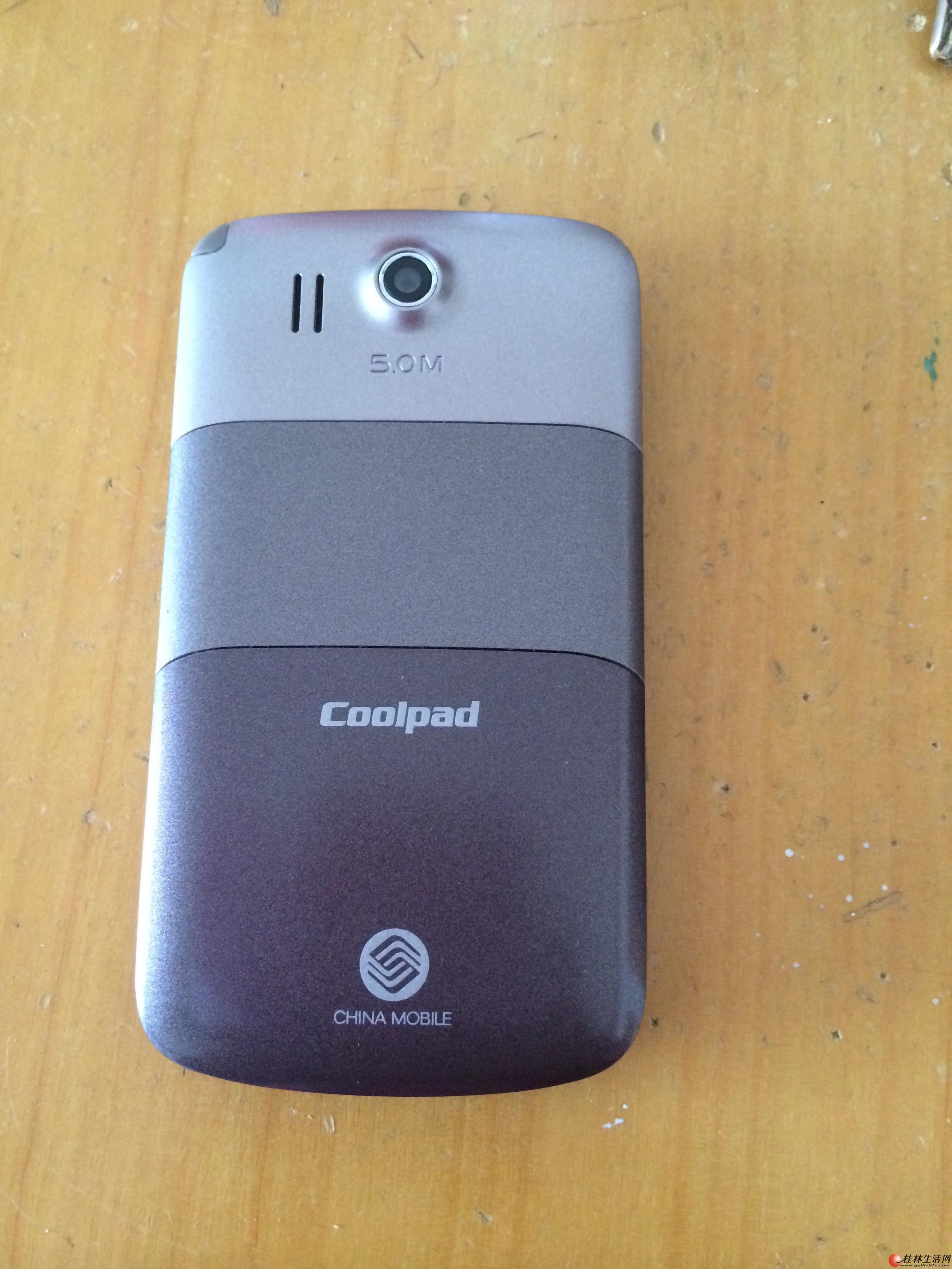 出售正版酷派手机 型号 coolpad8810高清图片