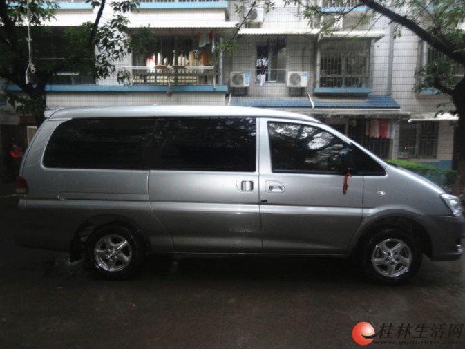 风行菱智2.0九座豪华型商务车 急转高清图片