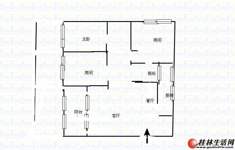 楼房楼梯平面设计图展示