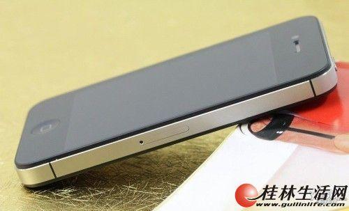 出售自用港版IPhone4黑色16G 裸机