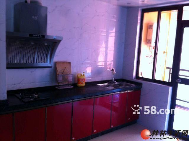 彰泰鸣翠新城 电梯7楼 精装2房2厅 家电家具齐2000元每月