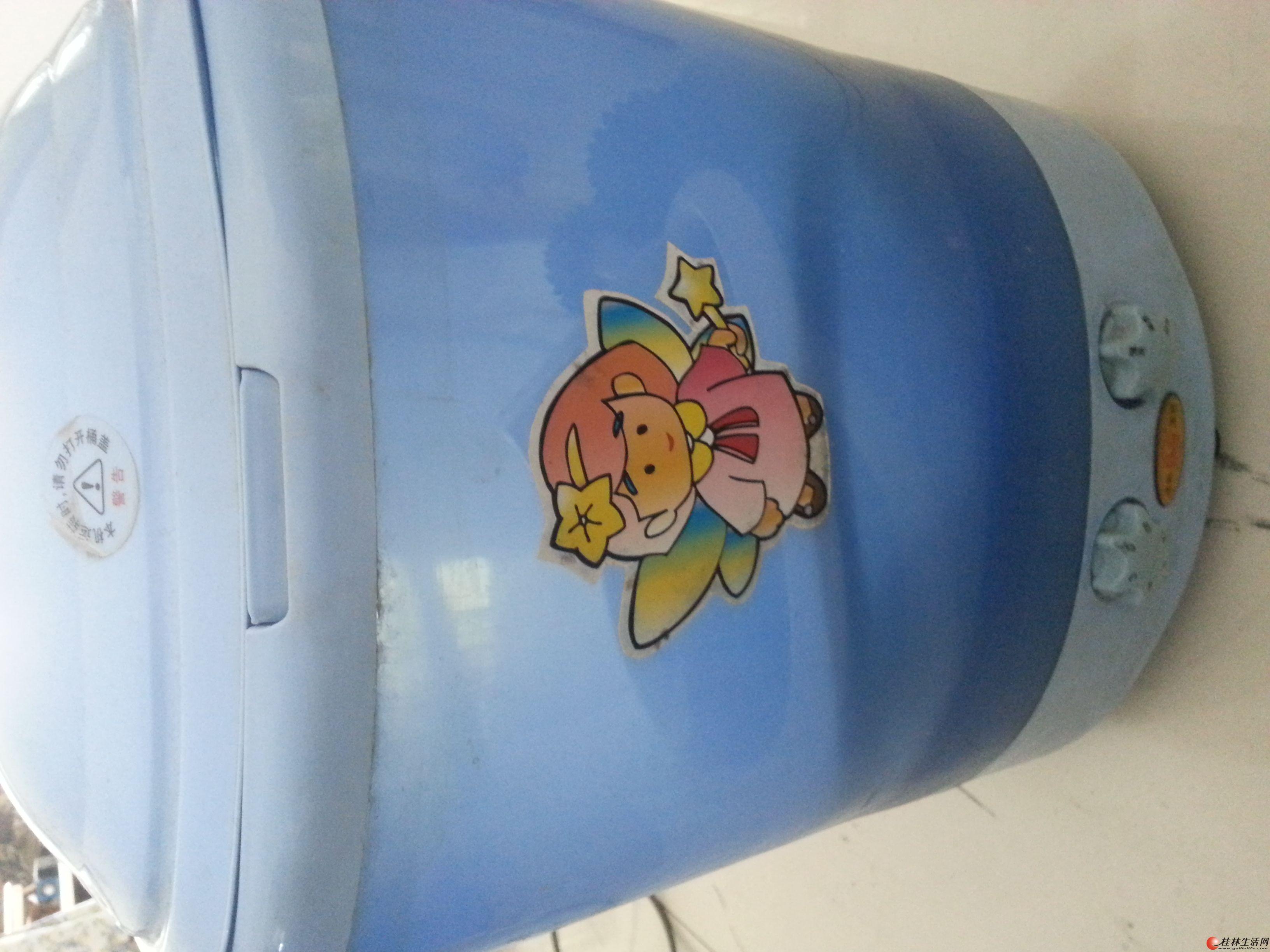 海尔小神童 迷你洗衣机