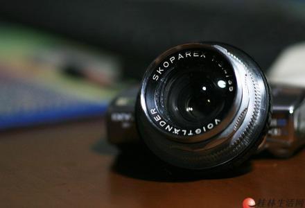 出售德产9成新 福伦达35/3.4手动镜头