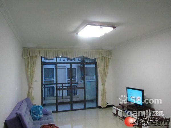天清文化长廊 精装2房2厅 家具家电齐全 很温馨的房子