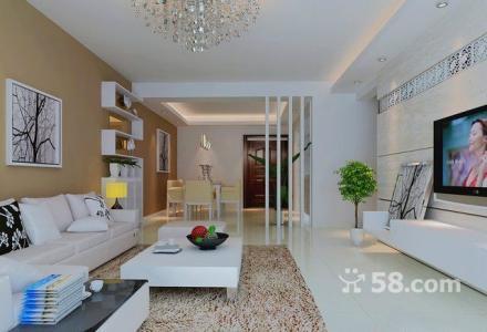 八里街 富豪兴城豪华装修3房2厅带全部家电家具出租