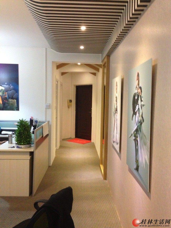电梯房三室两厅客厅装修效果图