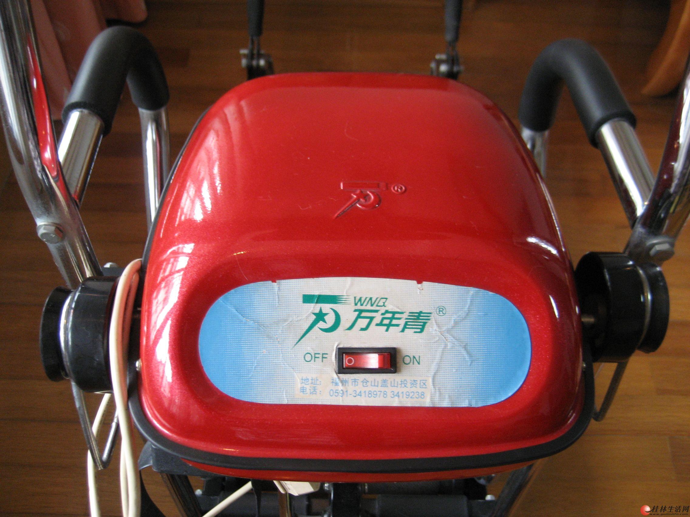万年青十二功能跑步机(wnq-818qm)