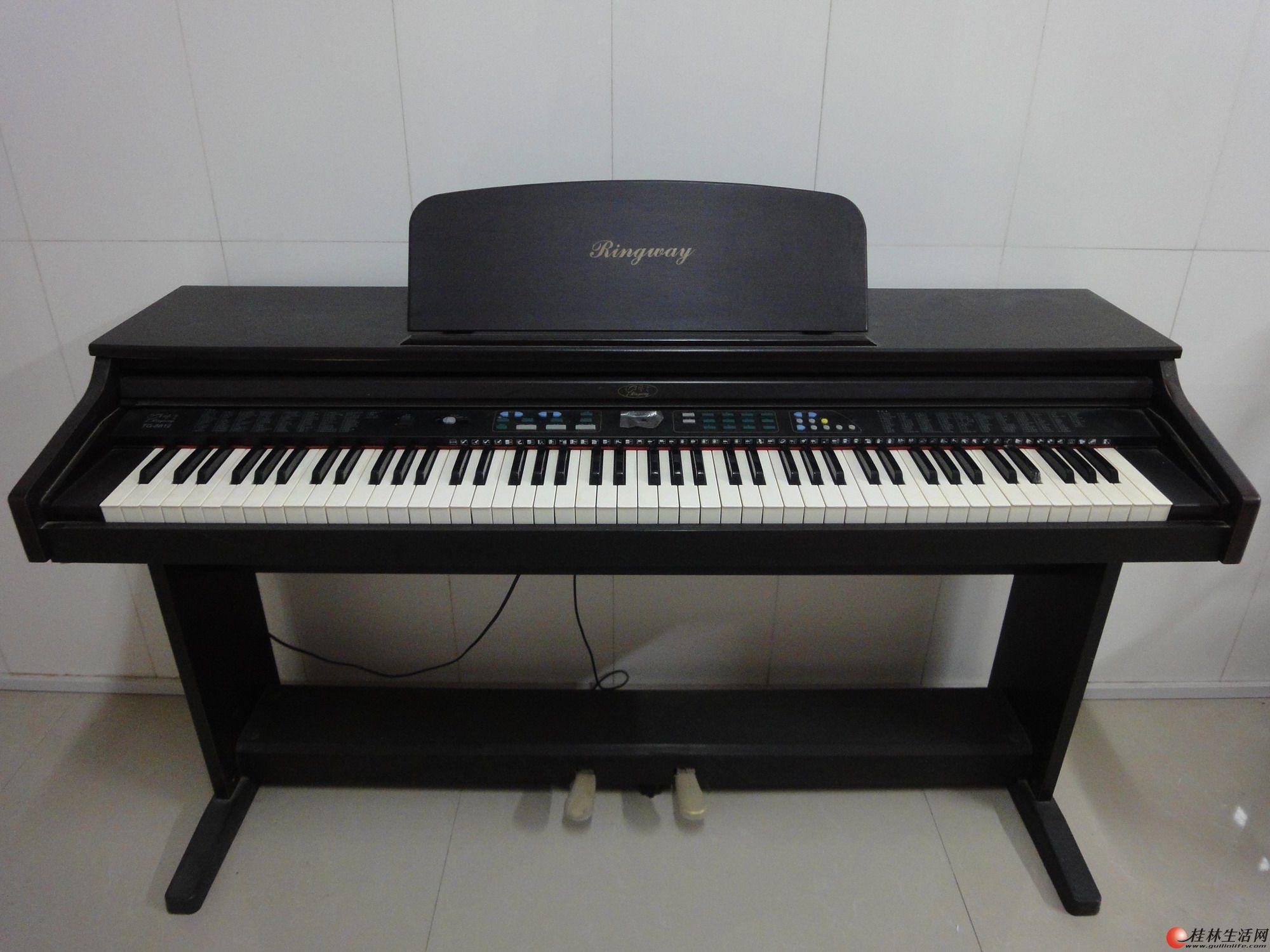 吟飞tg8812电钢琴图片