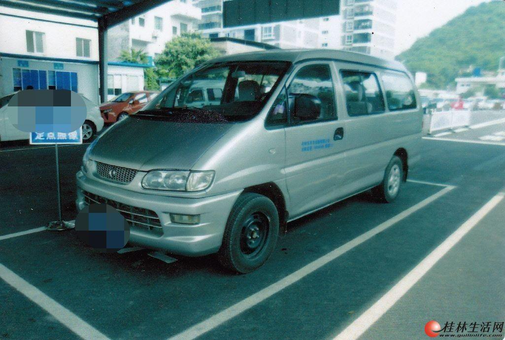 7座东风商务车,有旅游牌,车子其他信息电话联系再作说明,欢迎高清图片