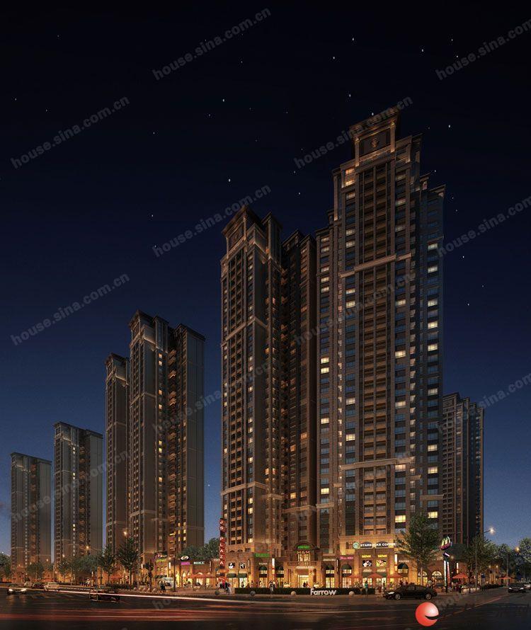 临桂新区兴汇城电梯楼2015年3月交房4楼两房两厅84平米毛坯房出售