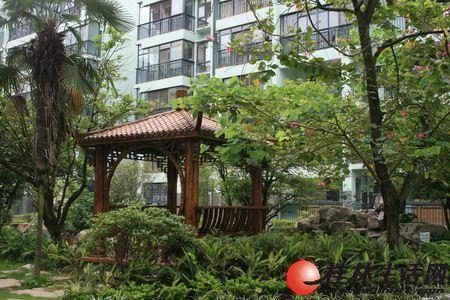 L  七星公园后门-公园林涧 2房2  新装新家电