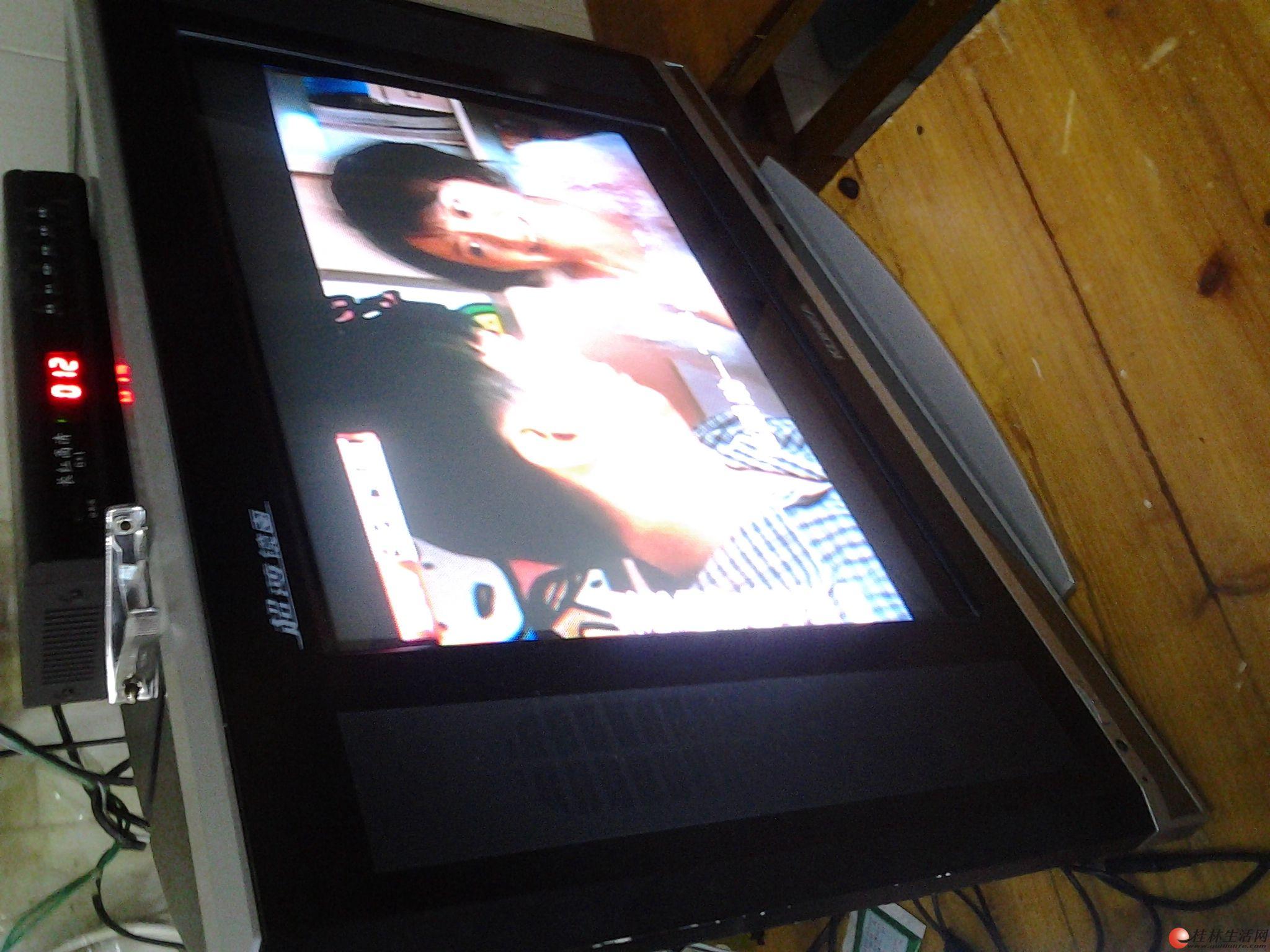 康佳21寸.纯平电视机.转让