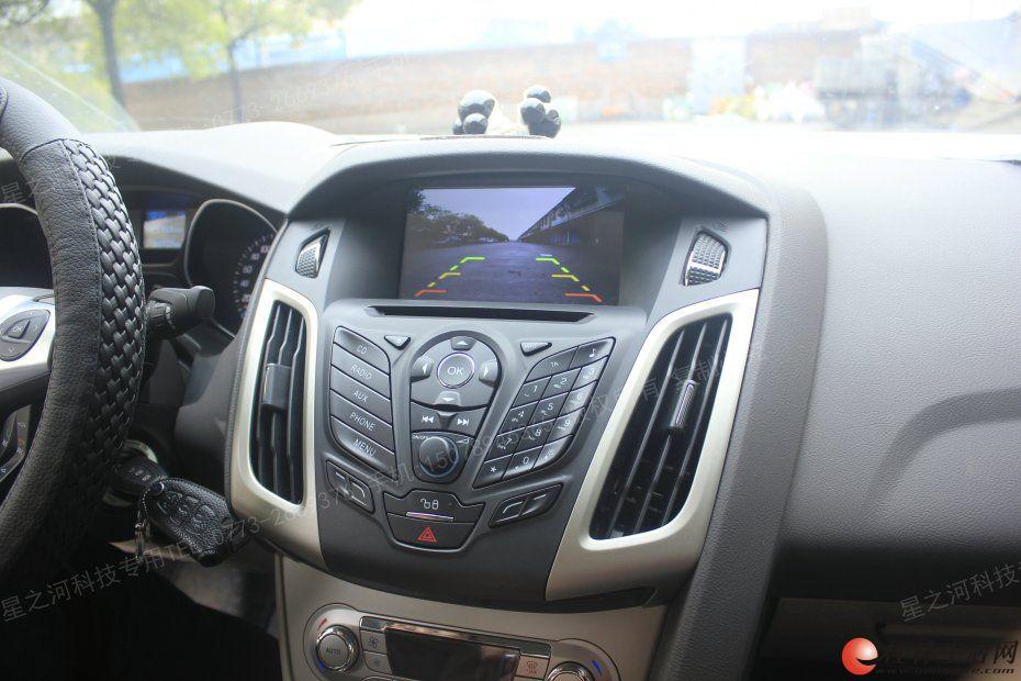 福特新福克斯导航 福特翼博导航 福特翼虎专用导航仪1080P全格式MP高清图片
