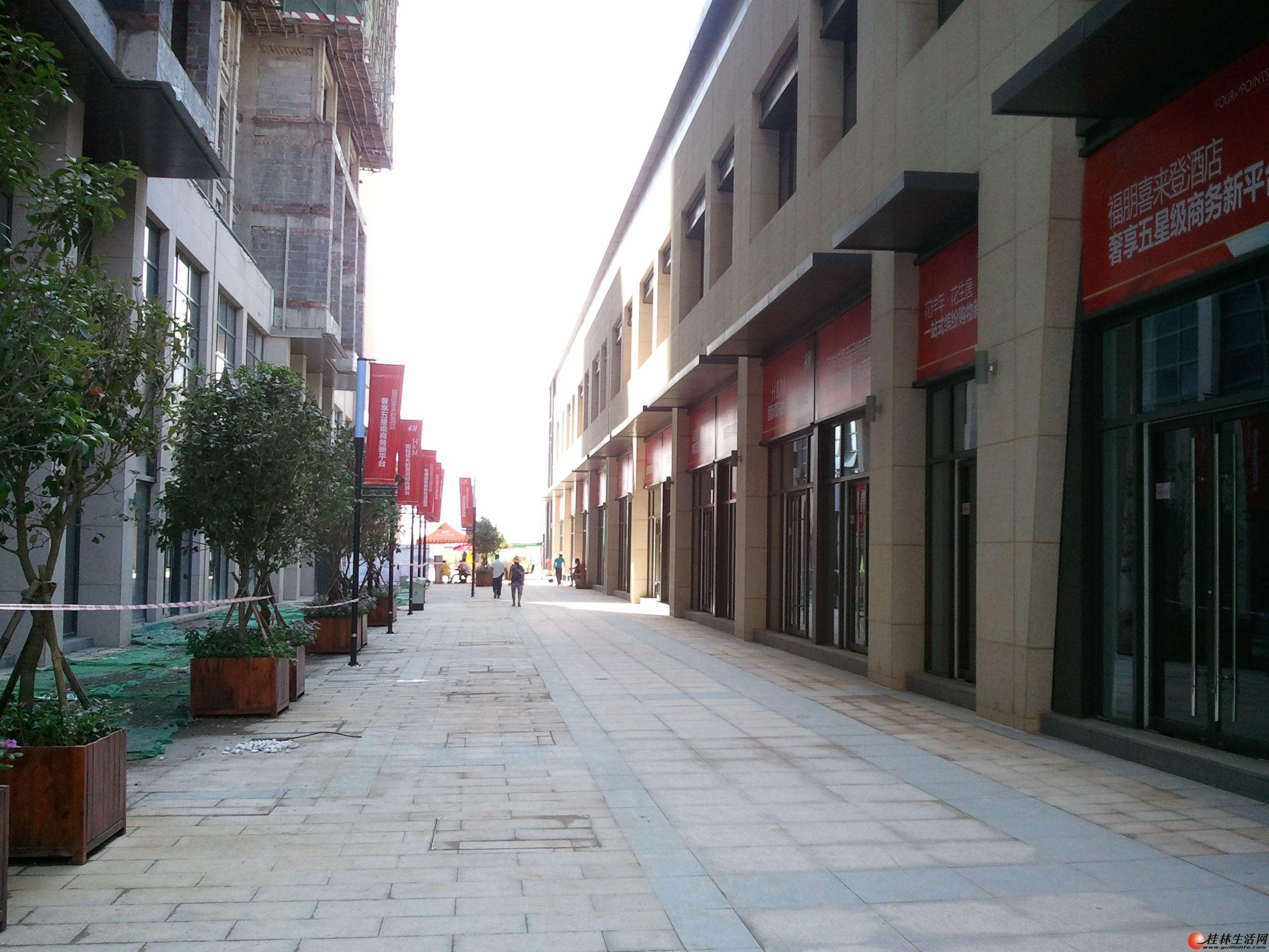 花样年花样城4#楼,框架二层结构,一层层高5.7米,二层层高5.