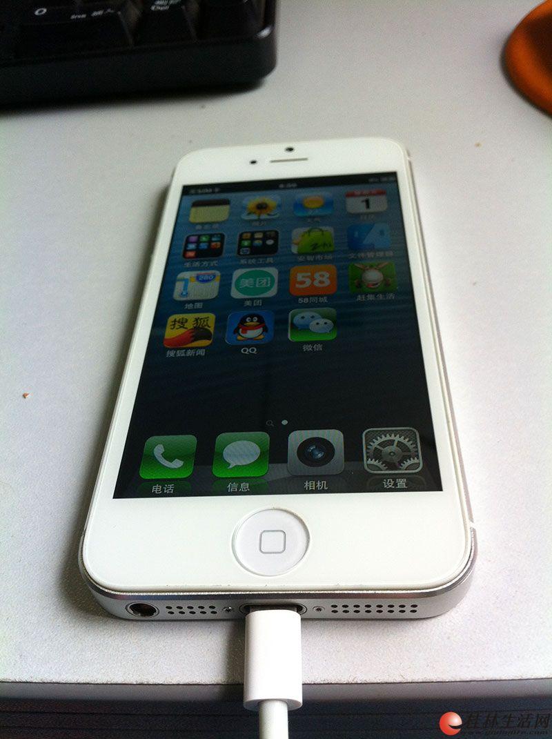 山寨苹果iphone5 安卓系统