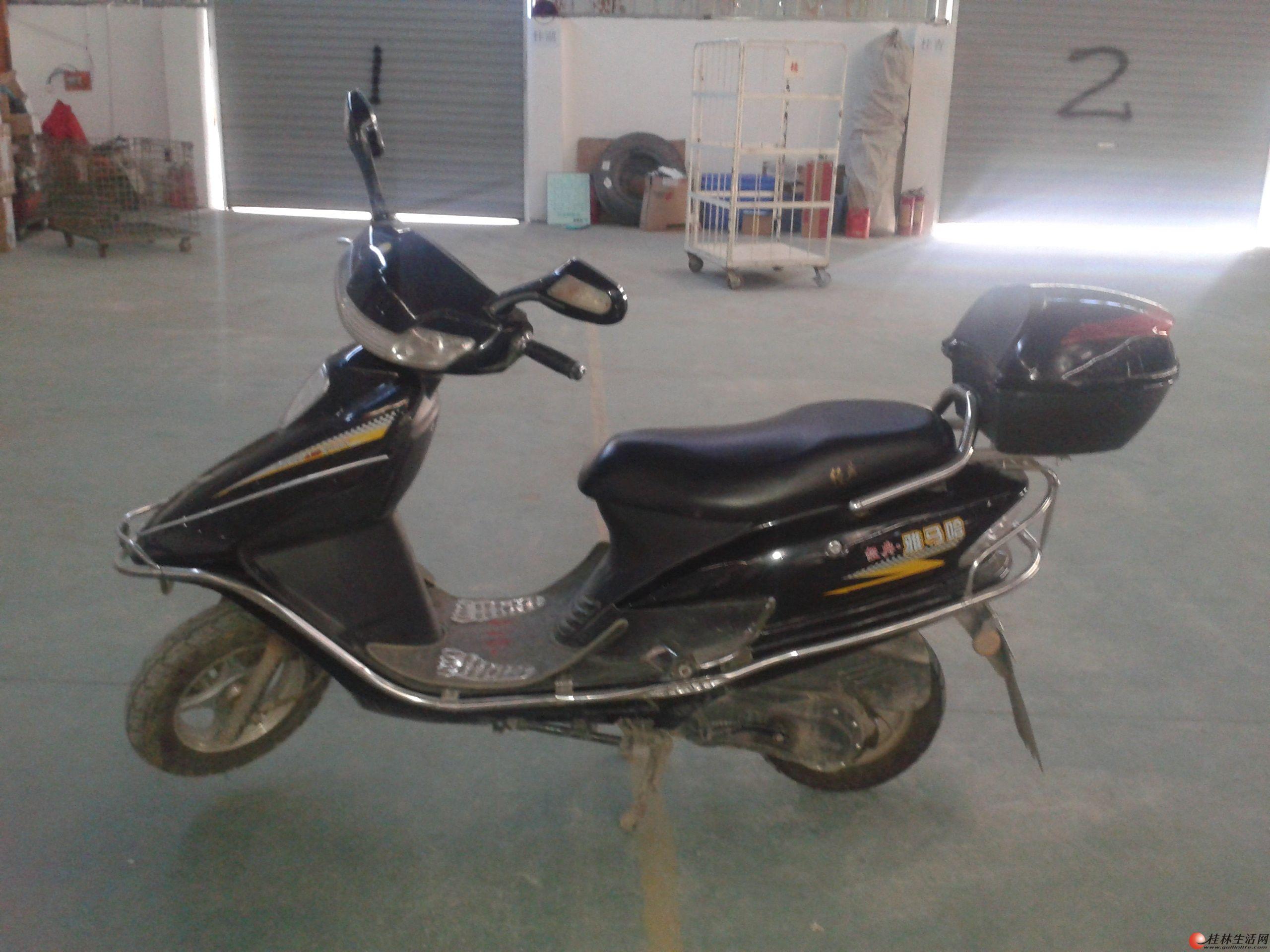 48cc弯梁系列燃油助力车-「摩托车、沙滩车」-马可波罗网