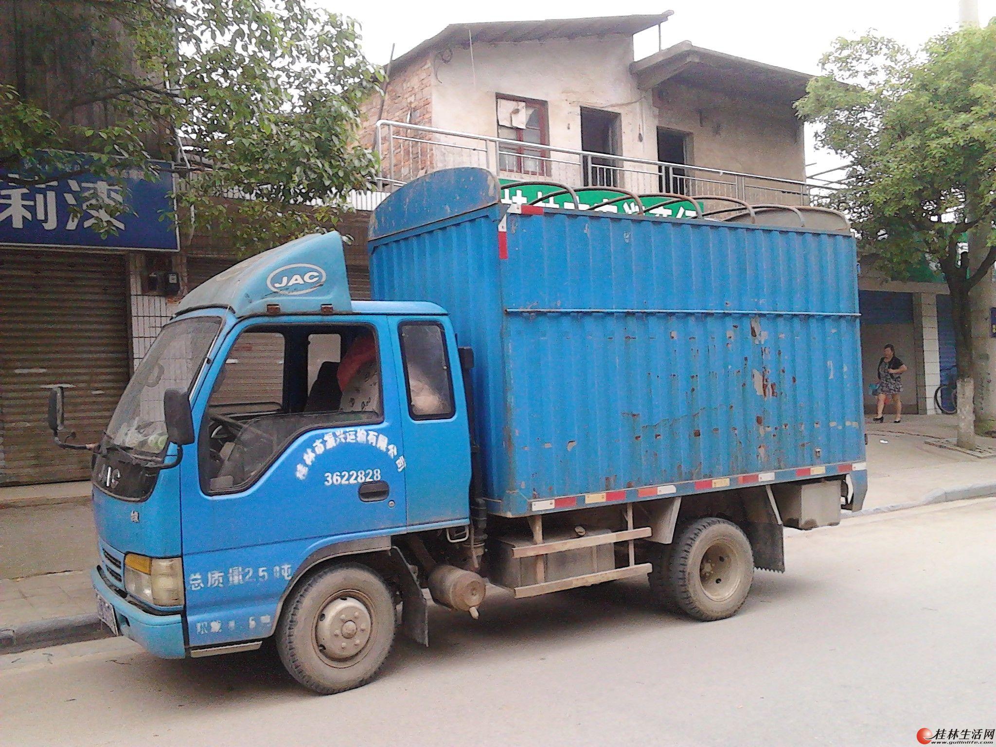 江淮小薇货车,发动机485动力,车厢3米 宽2米 发动机从没修过高清图片