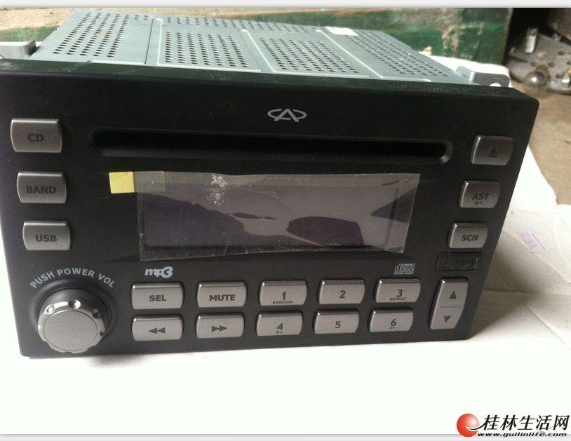 奇瑞原装E5 A3 瑞虎CD机批发高清图片
