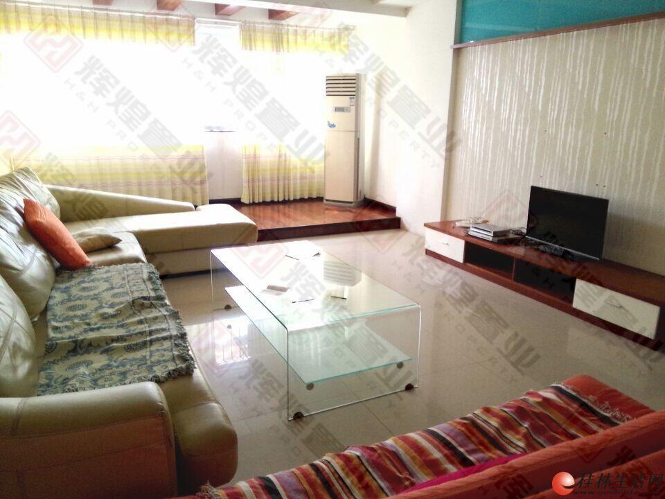 圆盘 明珠花园 130平米三房两厅 绝对豪华精装修 仅此一套