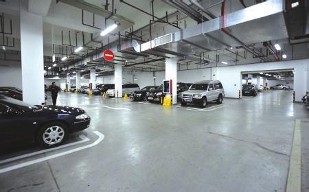 稀缺地下停车场车位一个出售
