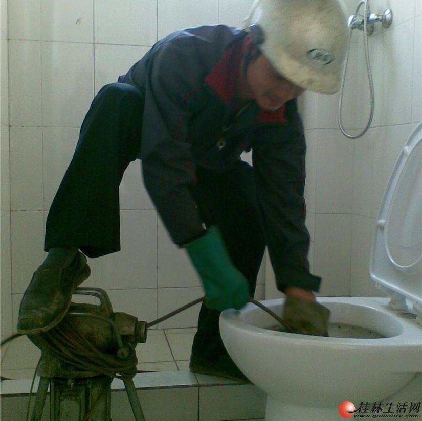 桂林市疏通下水道桂林疏通马桶桂林通厕所下水道桂林