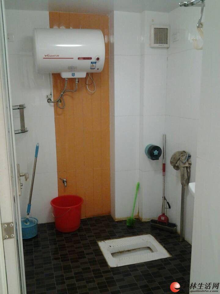 厅110平米 精装修 厨卫设施齐全