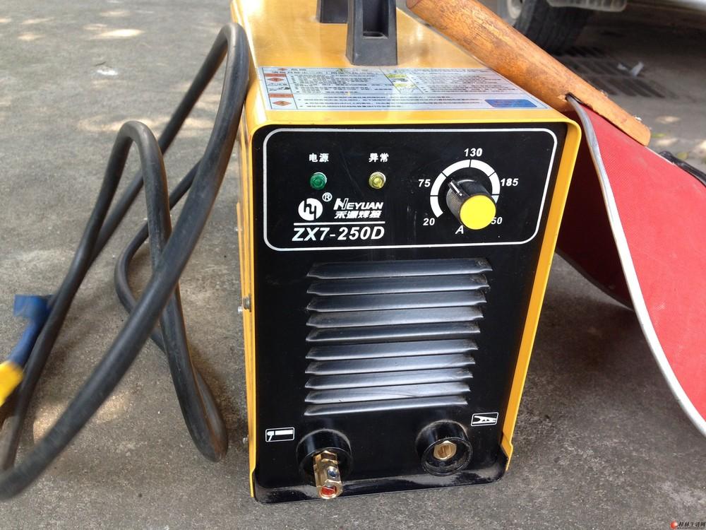 禾源电焊机 zx 7 250d 出售 崭新的