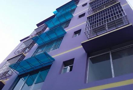 东二环路黄莺岩电子科技大学旁边新建房屋出租