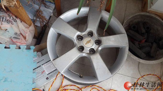 科鲁兹铝合金钢圈一个200元13978379583