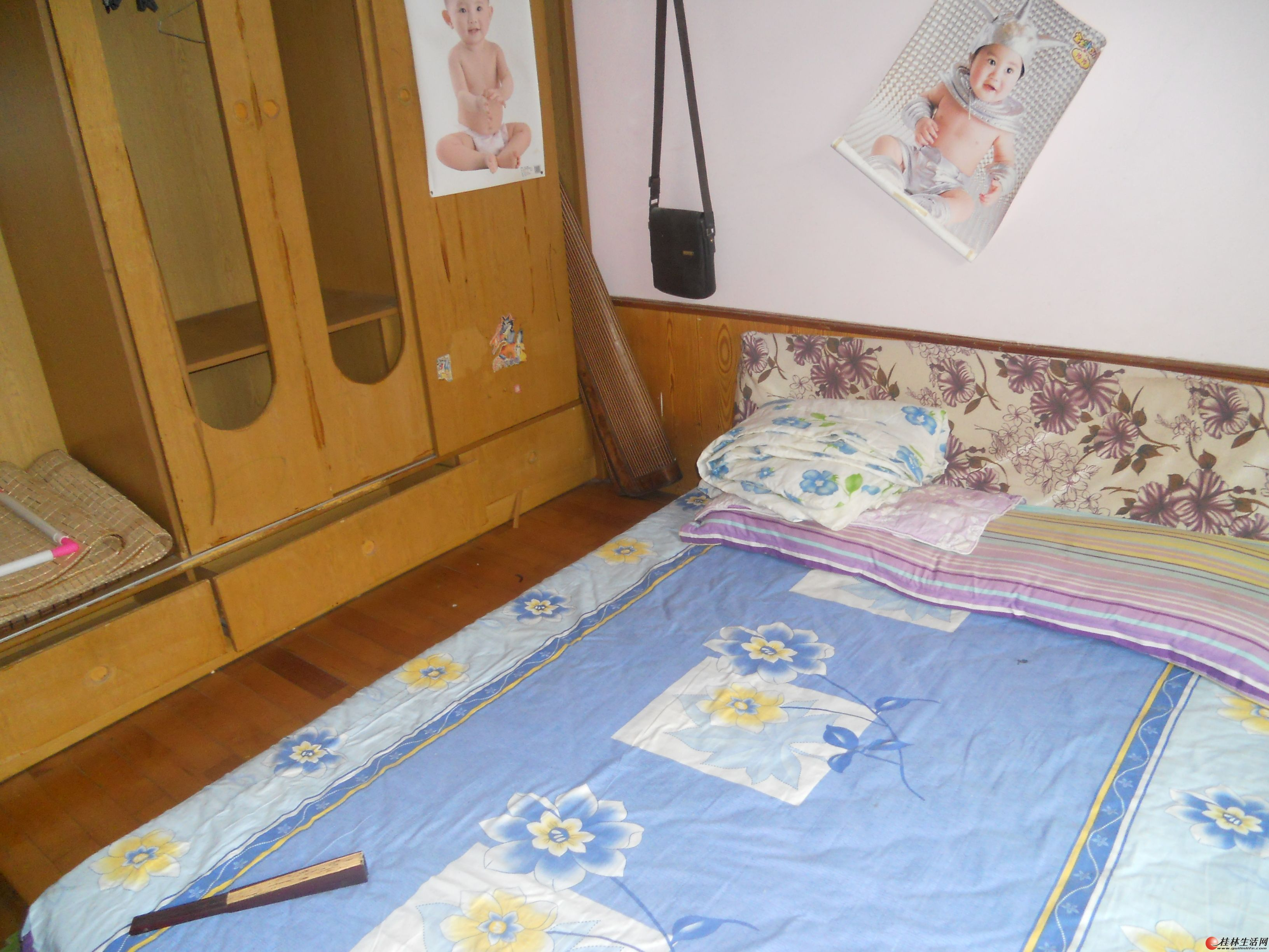 装修 ,有防盗门,防盗窗,房木地板,厅磁砖,房子宽敞明亮,舒适,干