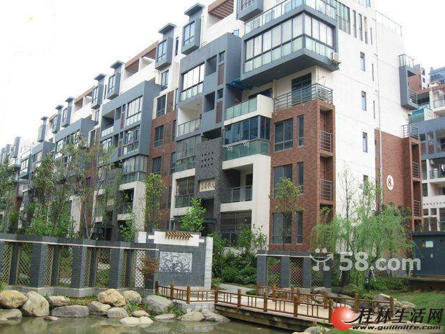 临桂香樟林3房2厅清水房117平米出售 - 桂林二