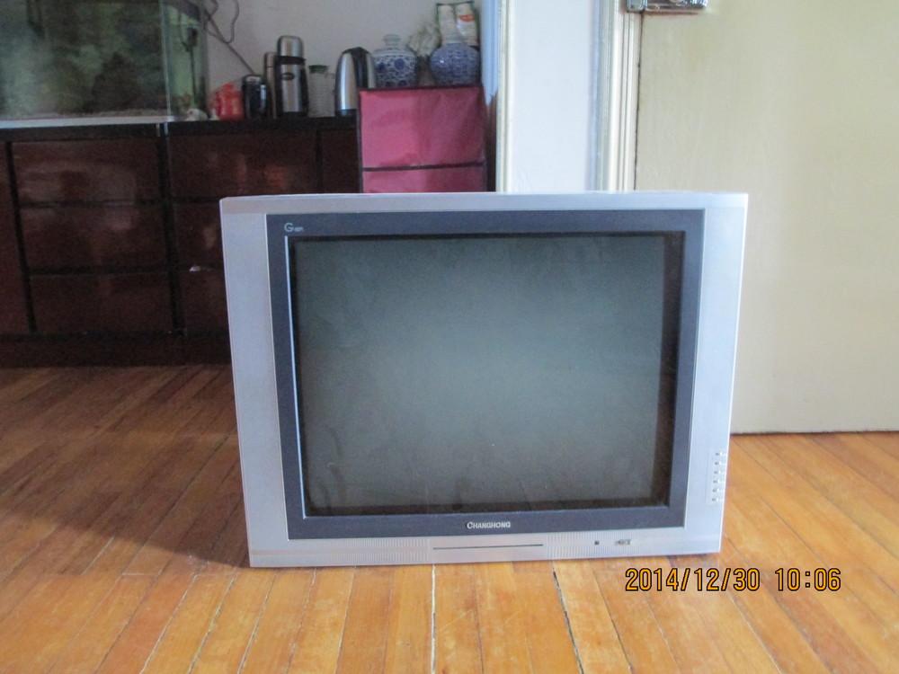 29寸长虹台式电视机
